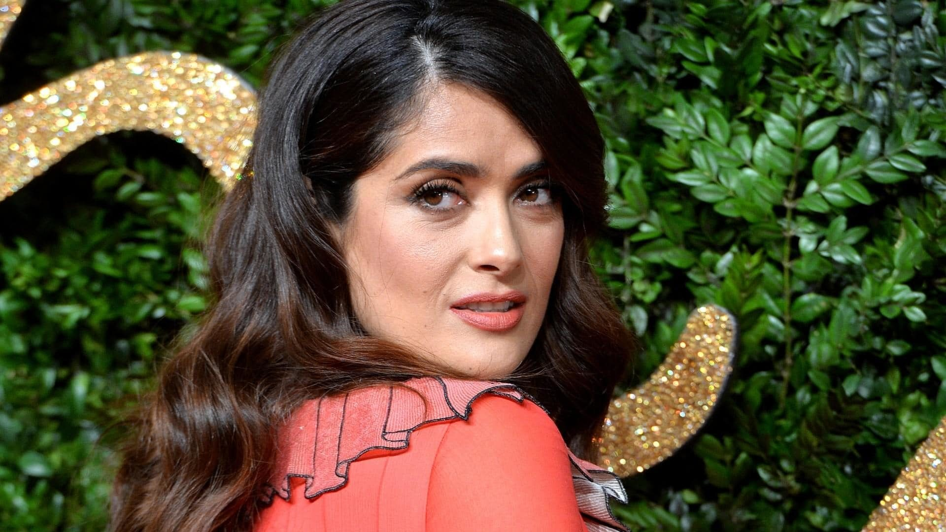 Marvel The Eternals Will Salma Hayek Be A Part Of It The Geek