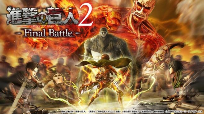 Attack on Titan 2 Game: Gameplay, Characters and much more