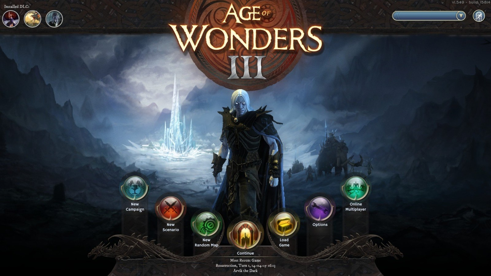 Age Of Wonders Iii Available On Steam Offers And Much More